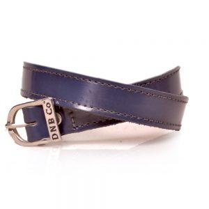 Brushed Blue Stur Strap
