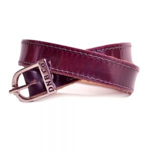 Brushed Bordo Spur Strap