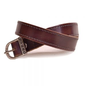 Brushed Brown Spur Strap
