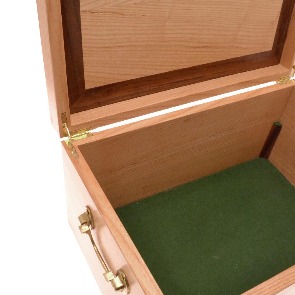 Solid Ash Grooming Box