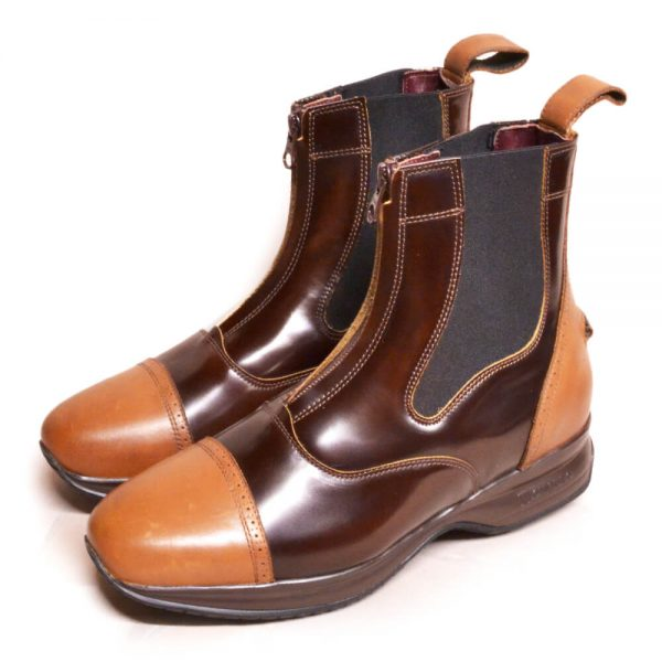 DonaDeo Yard Boots Brushed Brown