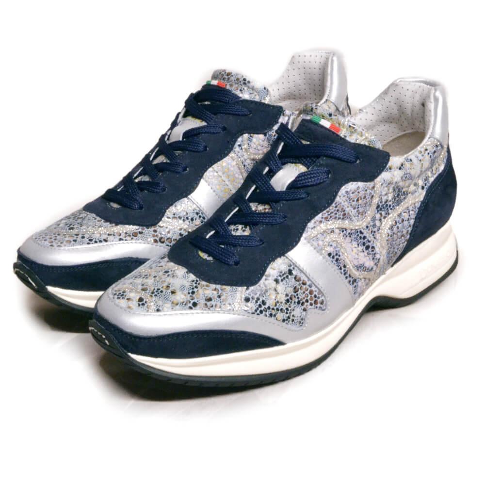 DonaDeo Sneaker Ritrovato Blue