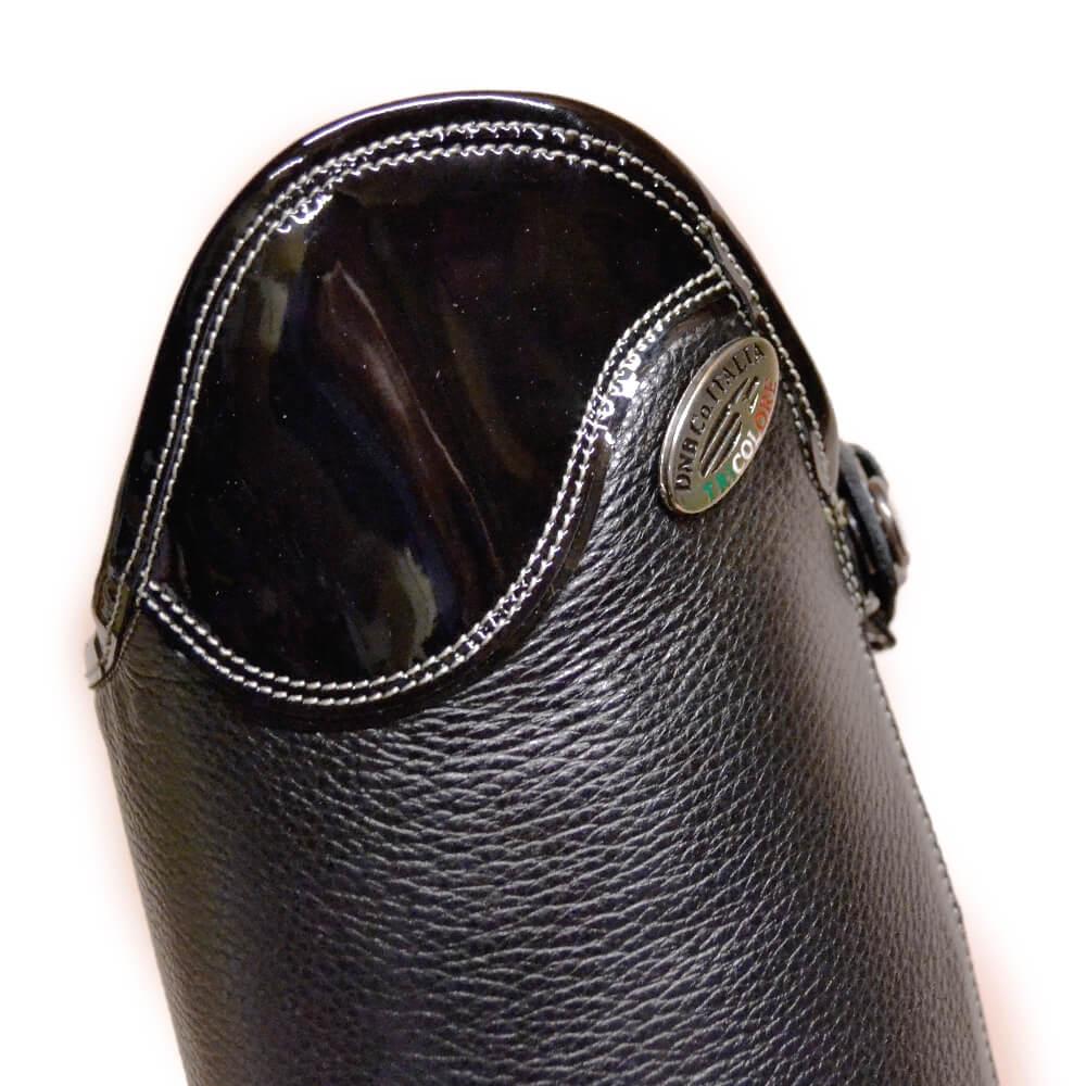 De Niro Salentino Patent Black