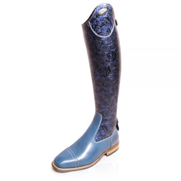 De Niro Salento Greta Blue Leg