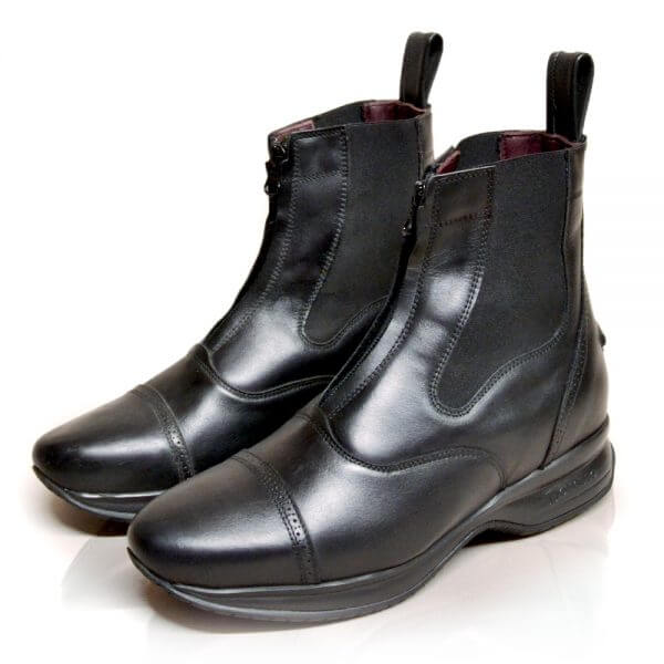 DonaDeo Yard Boots Black