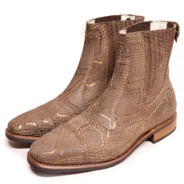 DonaDeo Yard Boots Regal Brown