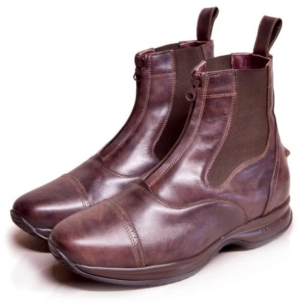 DonaDeo Yard Boots Caprice Nuv Caffe