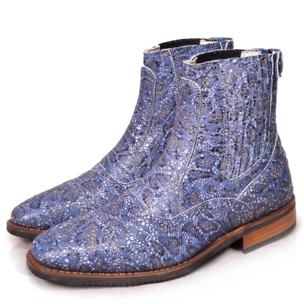 DonaDeo Yard Boots Rivolo Aspro