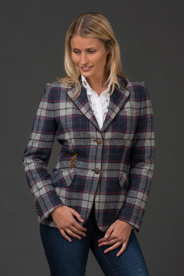Janette Tweed Jacket