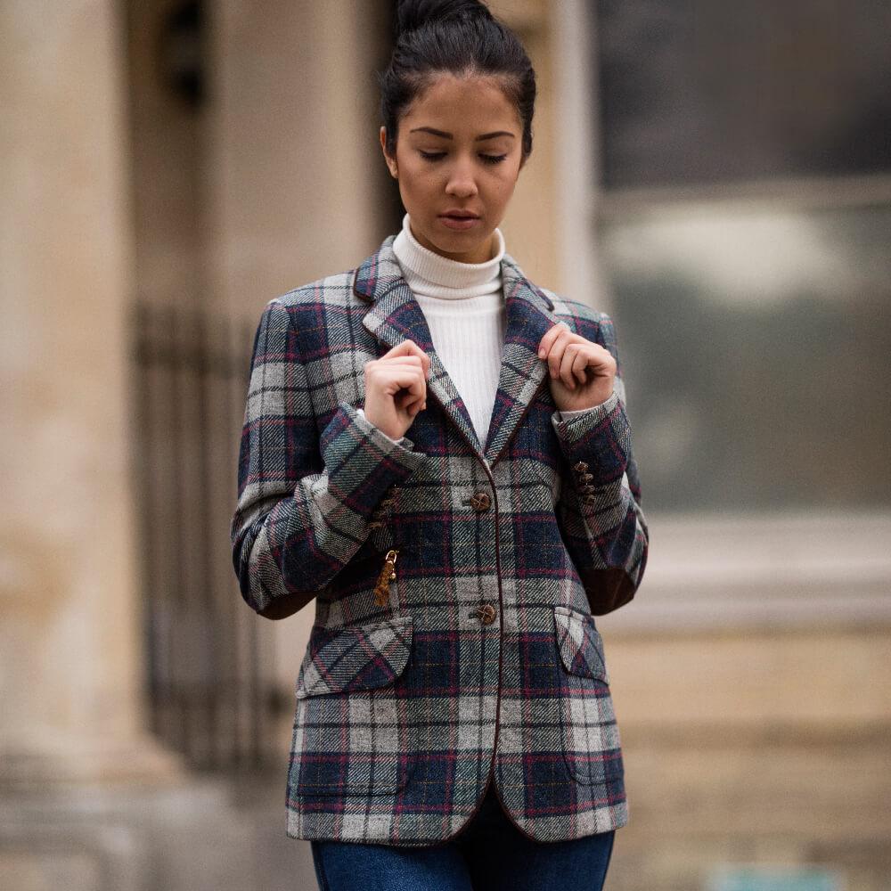 Janette Tweed Jacket