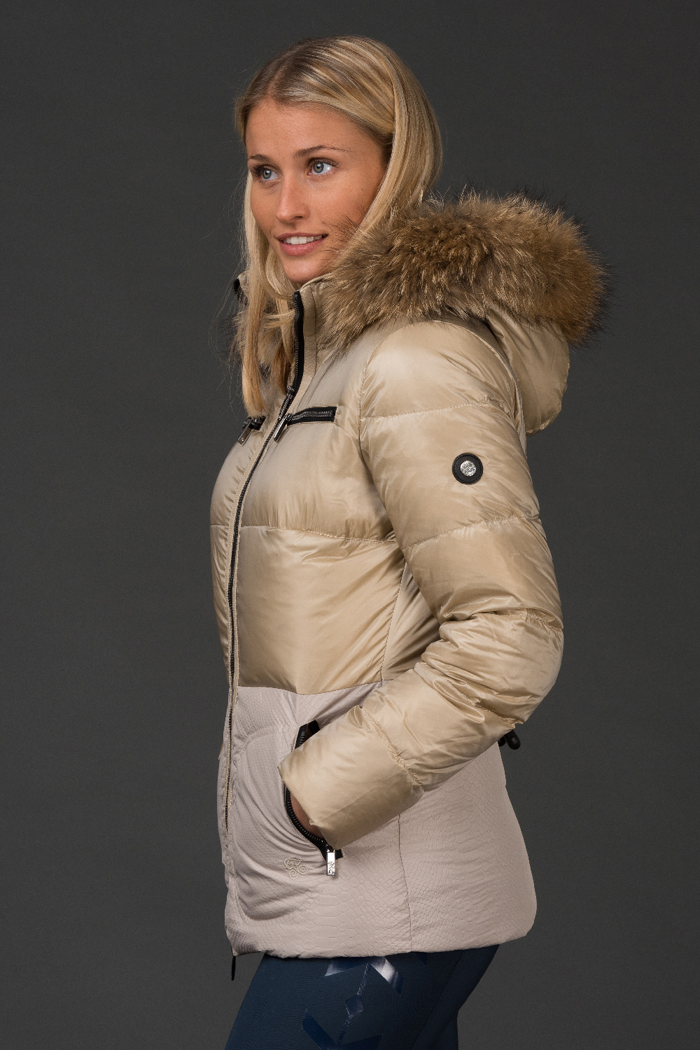 The Lucie Jacket