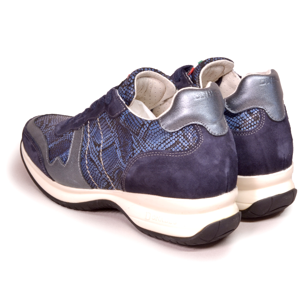 DonaDeo Sneaker Bulgari Blue