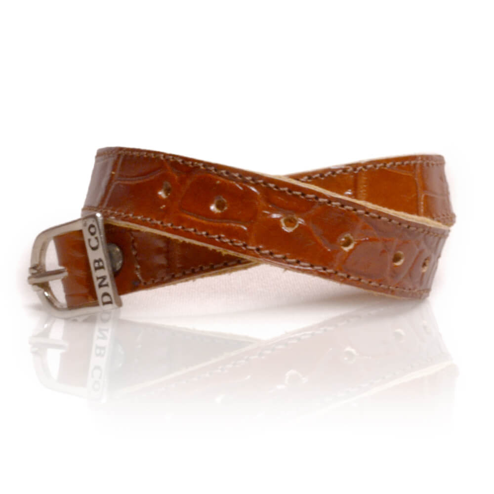 Malibu Brown Spur Straps