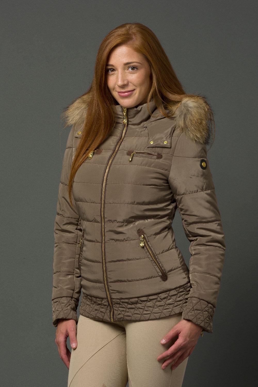 The Emily Coat - Mink