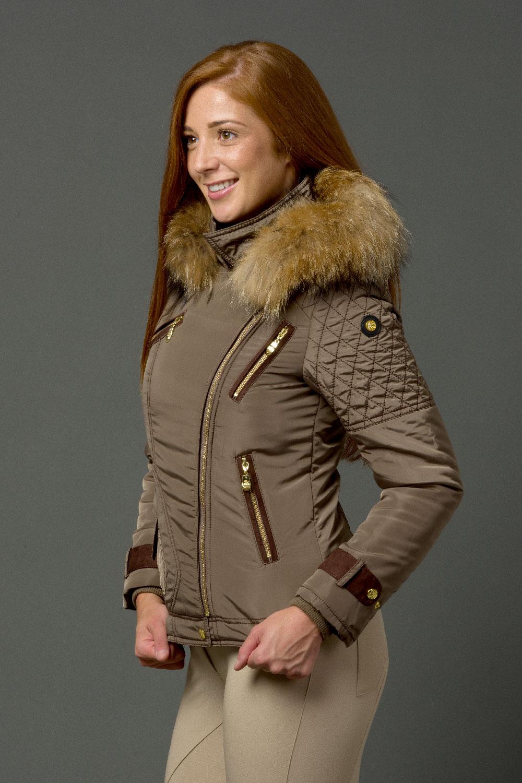 The Esta Jacket - Mink