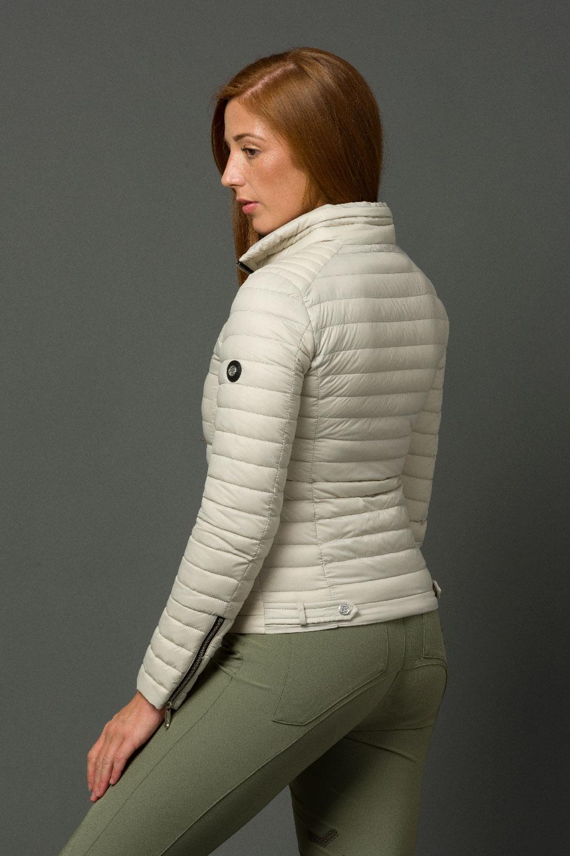 The Lulu Jacket - Silver
