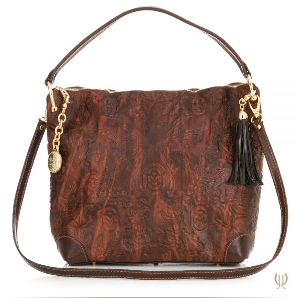 Marino Orlandi Butterfly Handbag