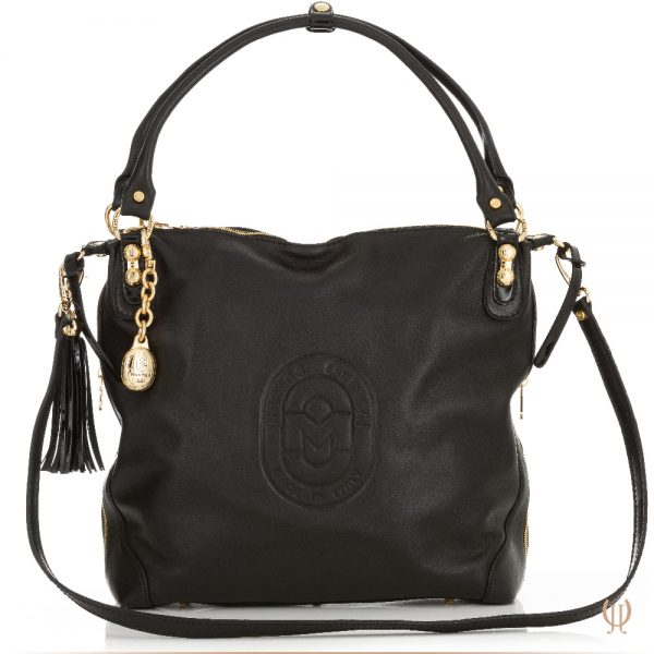 Marino Orlandi Martina Handbag in Black