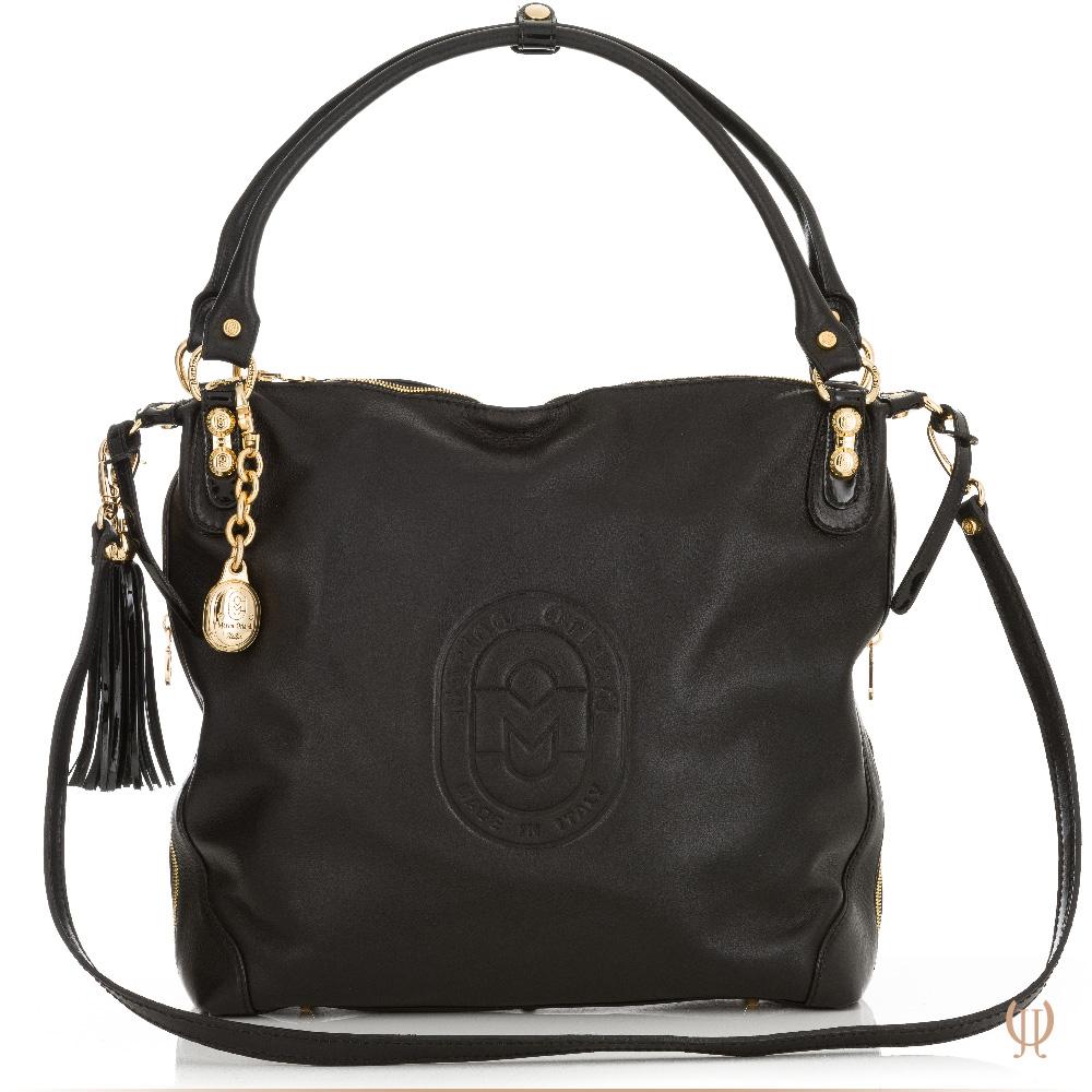 Marino Orlandi Martina Handbag in Black