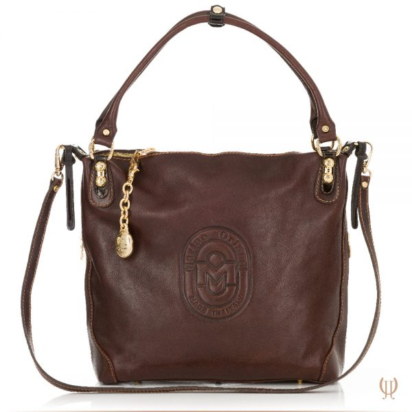 Marino Orlandi Valentino Handbag in Brown