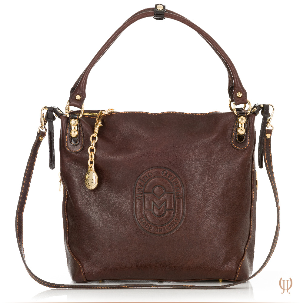 Marino Orlandi Valentino Handbag in Brown