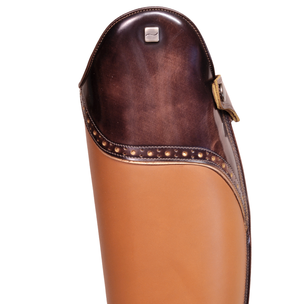 DonaDeo Lara Oxford/Brushed Brown