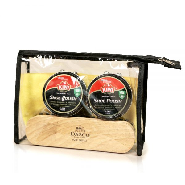 DeNiro Polishing Kit Kiwi Polish