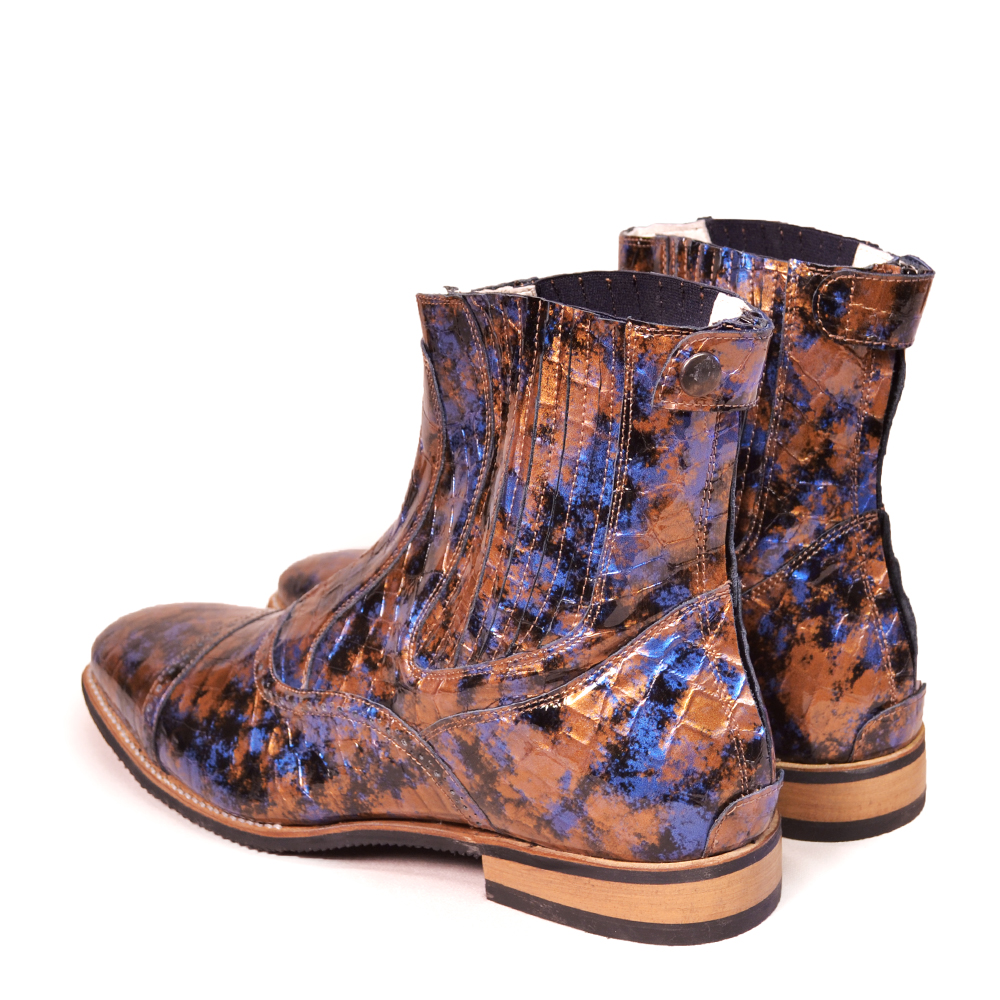 DonaDeo Yard Boots Lucidi Sfumato