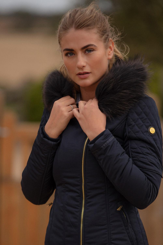 Joshua Jones Stella jacket