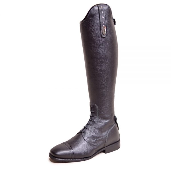 Donadeo Julietta Black Patent