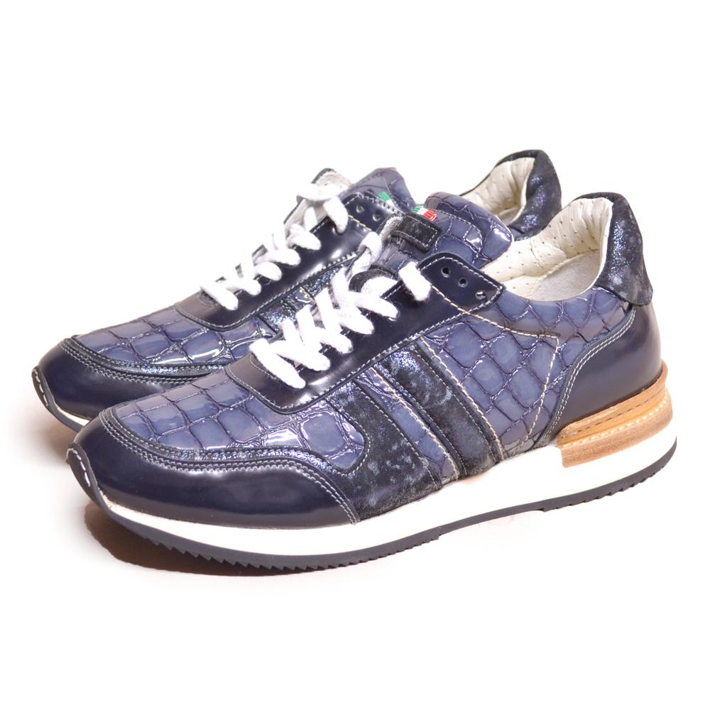 DeNiro Vice Versa Sneaker Lucidi Avio