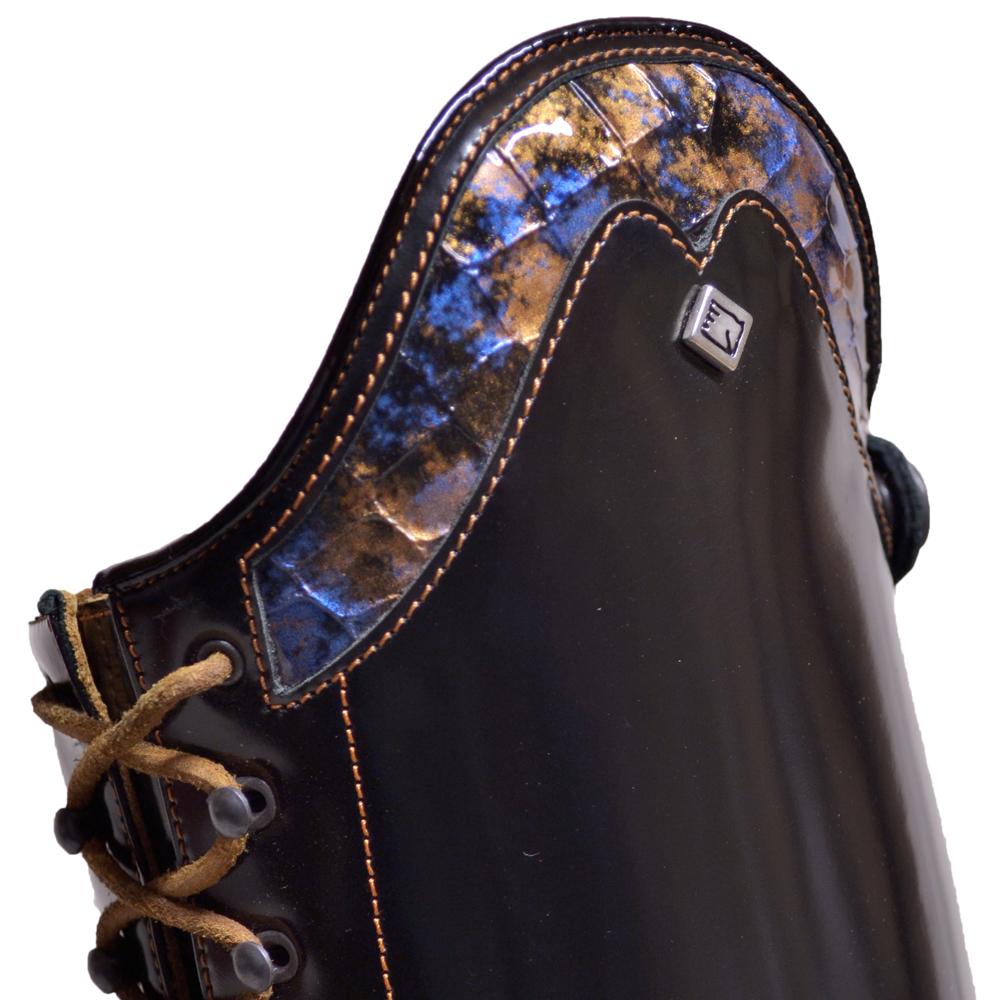 JJUK-DeNiro-S8603-Brushed-Black-Sfumato-Blue